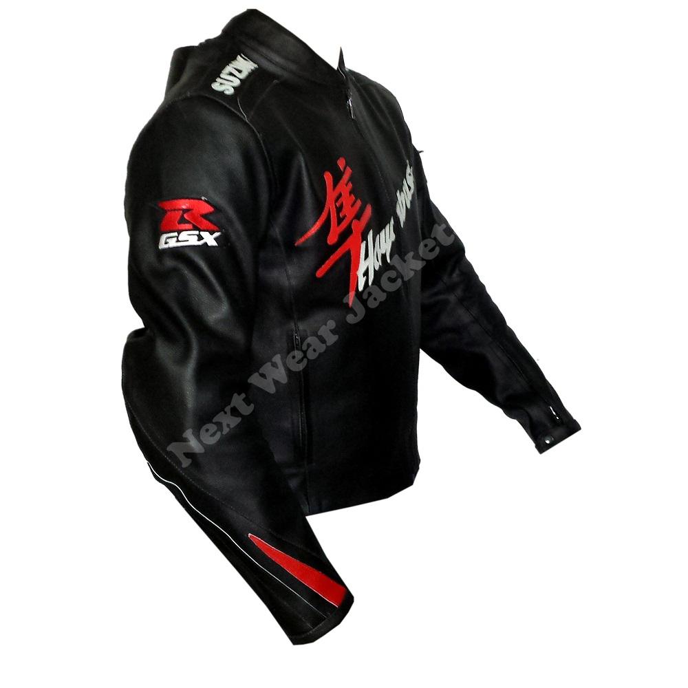 Hayabusa leather jackets